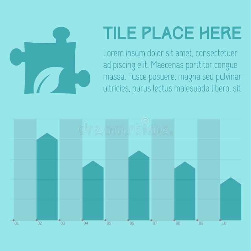 Download Infographicelementen. vector illustratie. Illustratie bestaande uit blad - 39100079