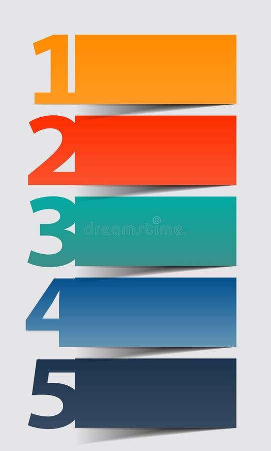 INFOGRAPHICS διανυσματική απεικόνιση στοιχείων σχεδίου ελεύθερη απεικόνιση δικαιώματος