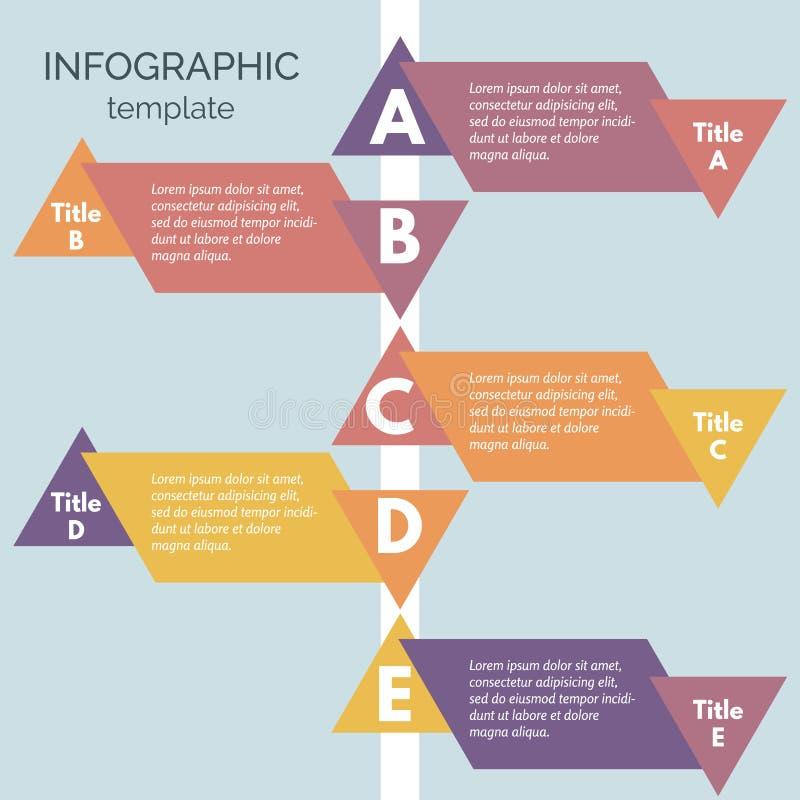 Infographics-84 stock abbildung