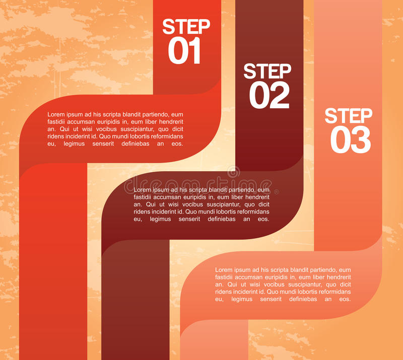 Infographics lizenzfreie abbildung
