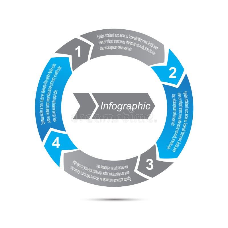 Infographics vector illustratie