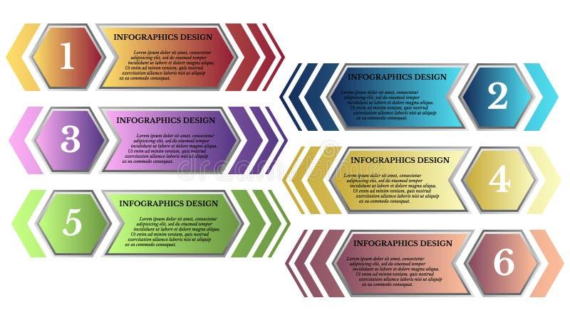 Infographics-05 illustration de vecteur