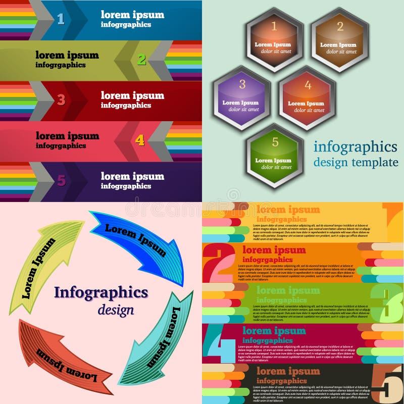 Infographics-11 royalty-vrije illustratie