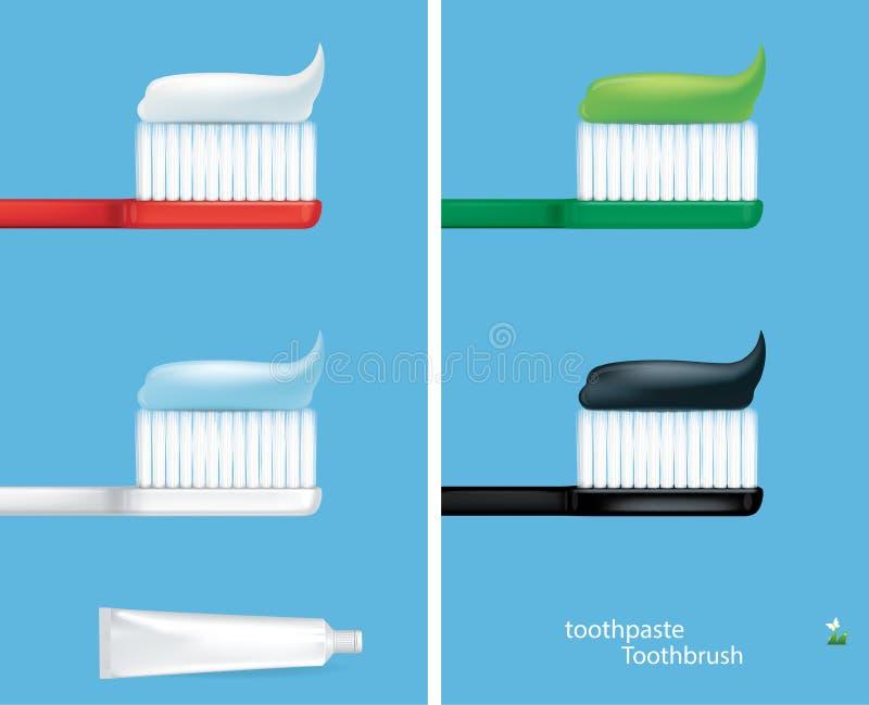 Infographics de soin de dents Illustration de vecteur photos stock