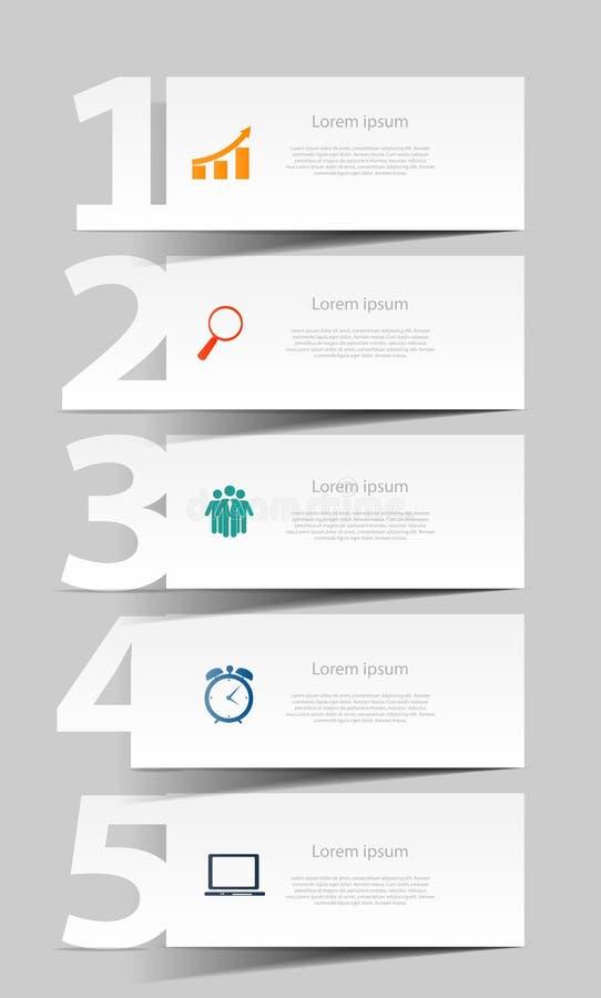INFOGRAPHICS design elements vector illustration stock illustration