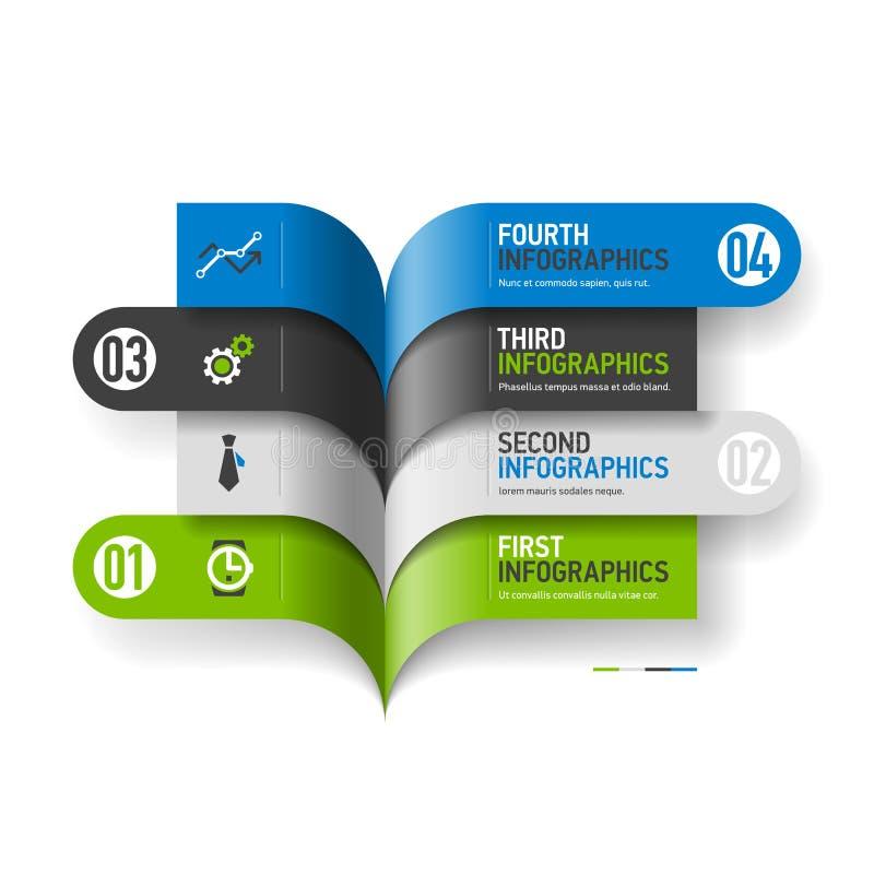 Infographics-Elemente lizenzfreie abbildung