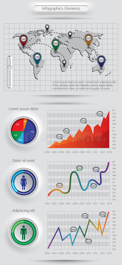 Download Infographics Elements Stock Images - Image: 26173914