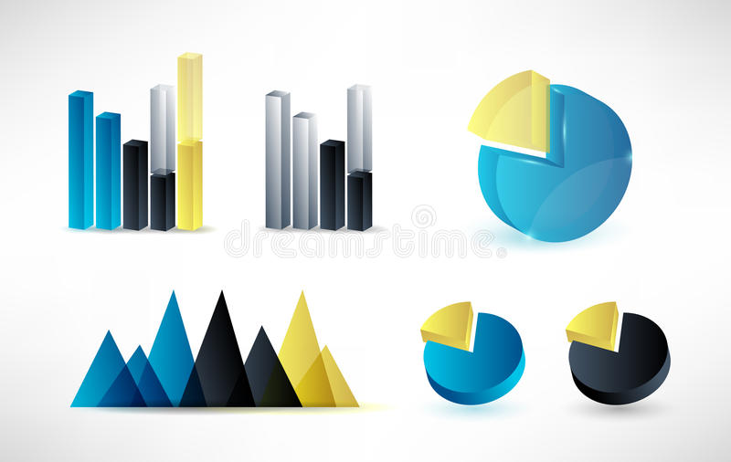 Download Infographics elements stock vector. Illustration of data - 34065071