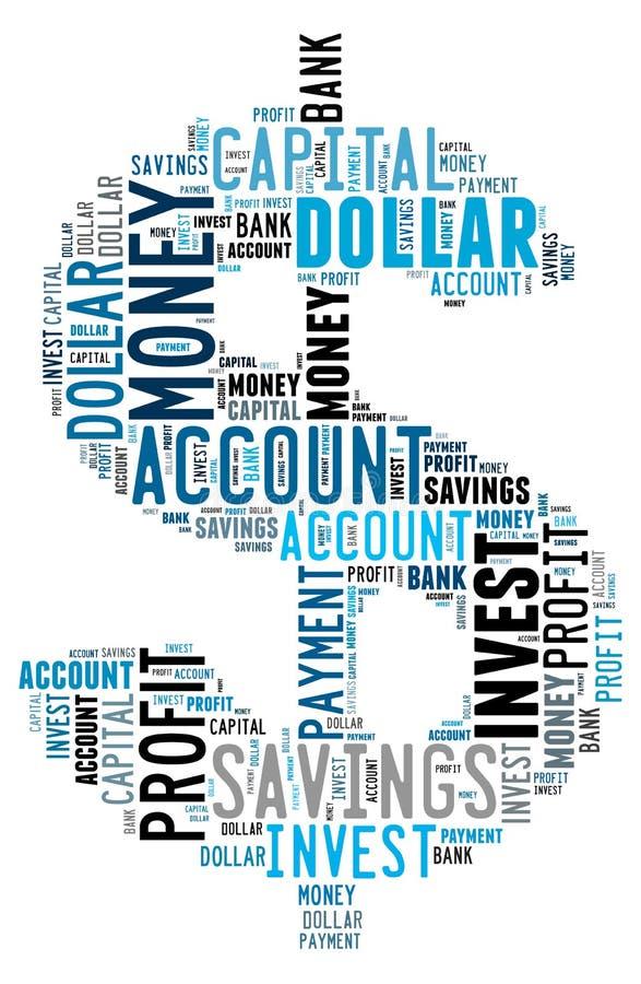 Infographics finanziario fotografie stock libere da diritti