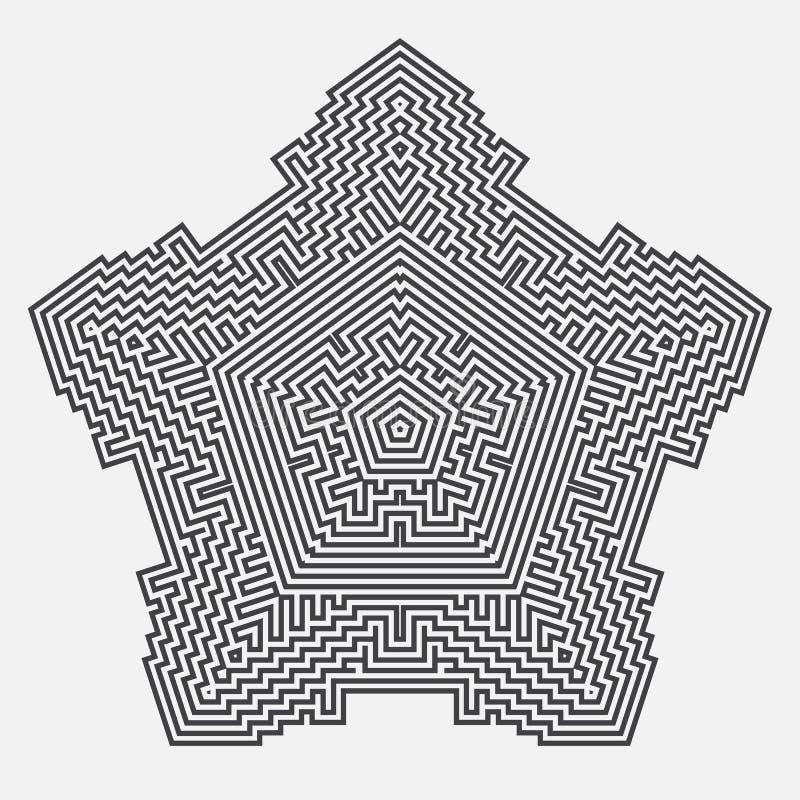 Infographics futuristic vektor för bakgrund royaltyfri illustrationer