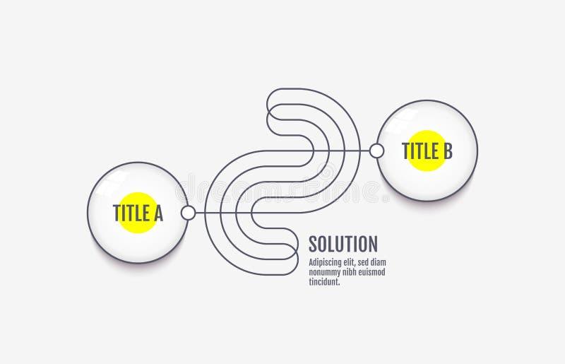 Infographics?? r 能为工作流程布局,图,企业步选择使用和 库存例证