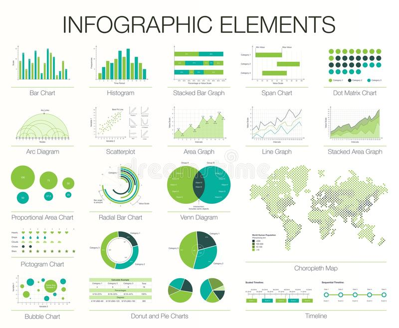 Download Infographics Template. Set Of Graphic Design Elements Stock Vector    Illustration: 70438528  Histogram Template