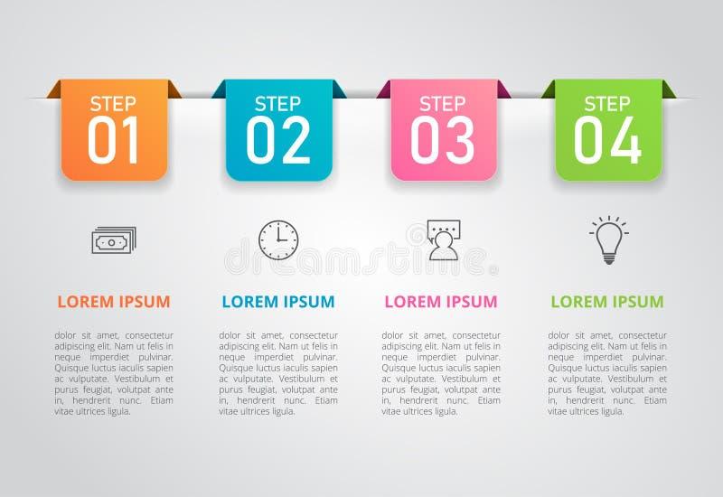 Infographics Template. Vector Illustrator Stock Vector ...