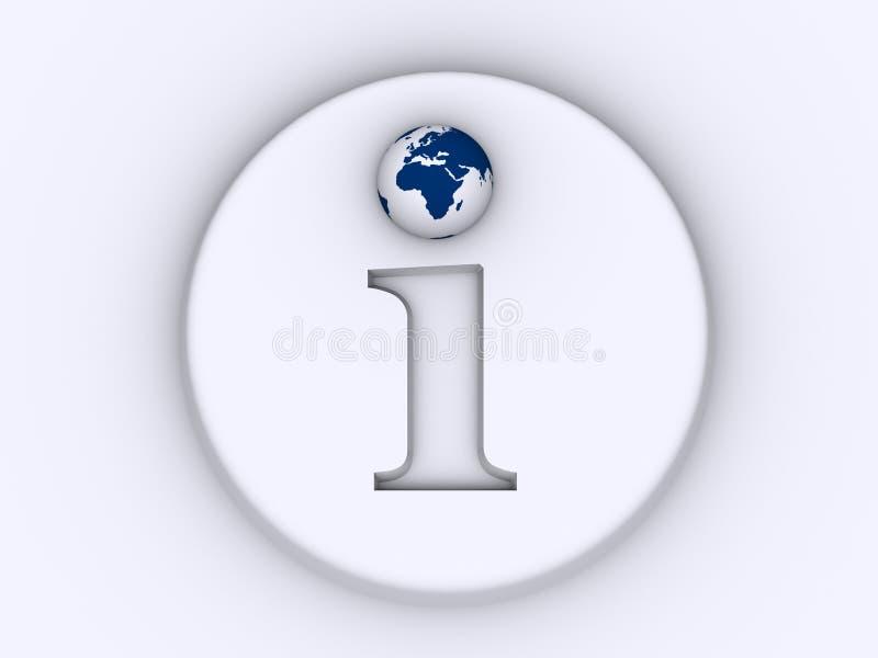 Informatie 1 royalty-vrije stock foto's