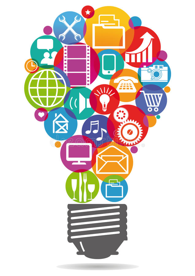 Informatie-grafische ideeën