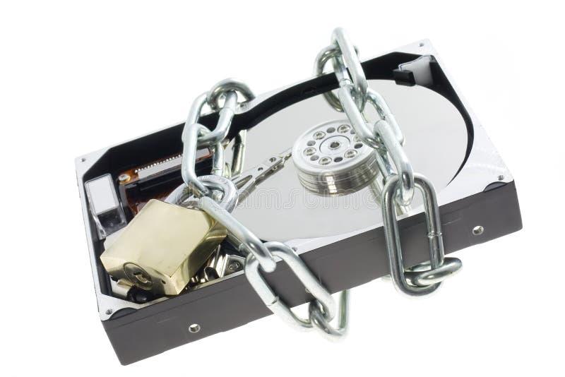 Informatiebeveiliging stock fotografie