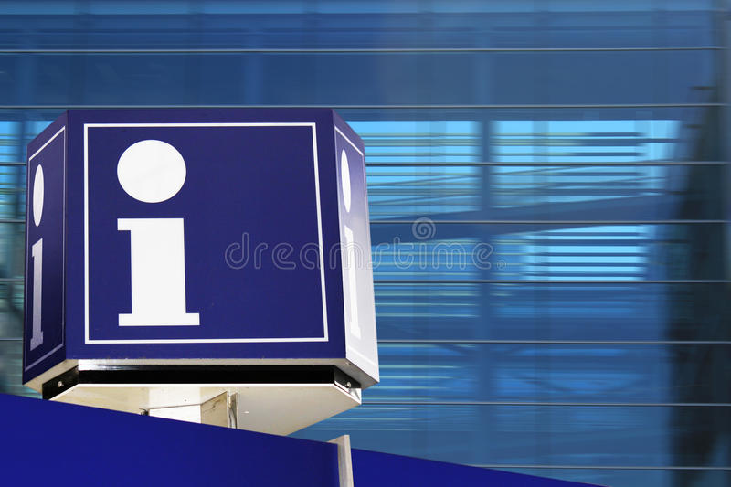 Information stock image