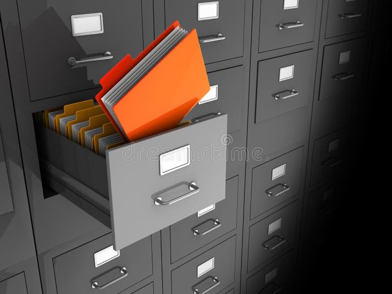 Information stock illustrationer