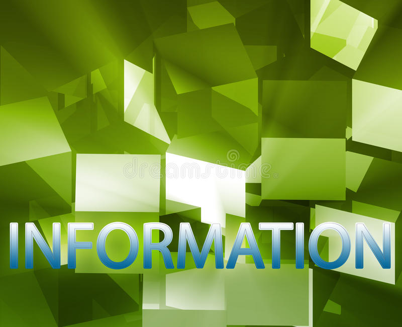 Download Information Data Structures Stock Illustration - Image: 11465021