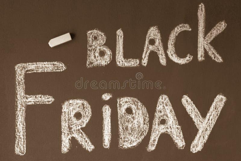 Information de Black Friday image libre de droits