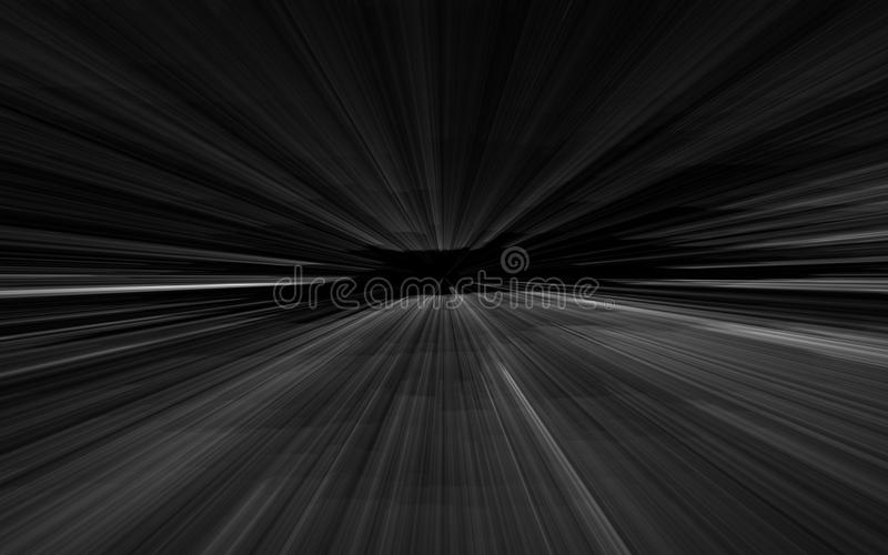 Information highway. By night, background royalty free stock photo