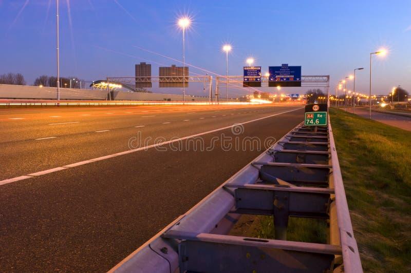 information motorway system στοκ φωτογραφίες