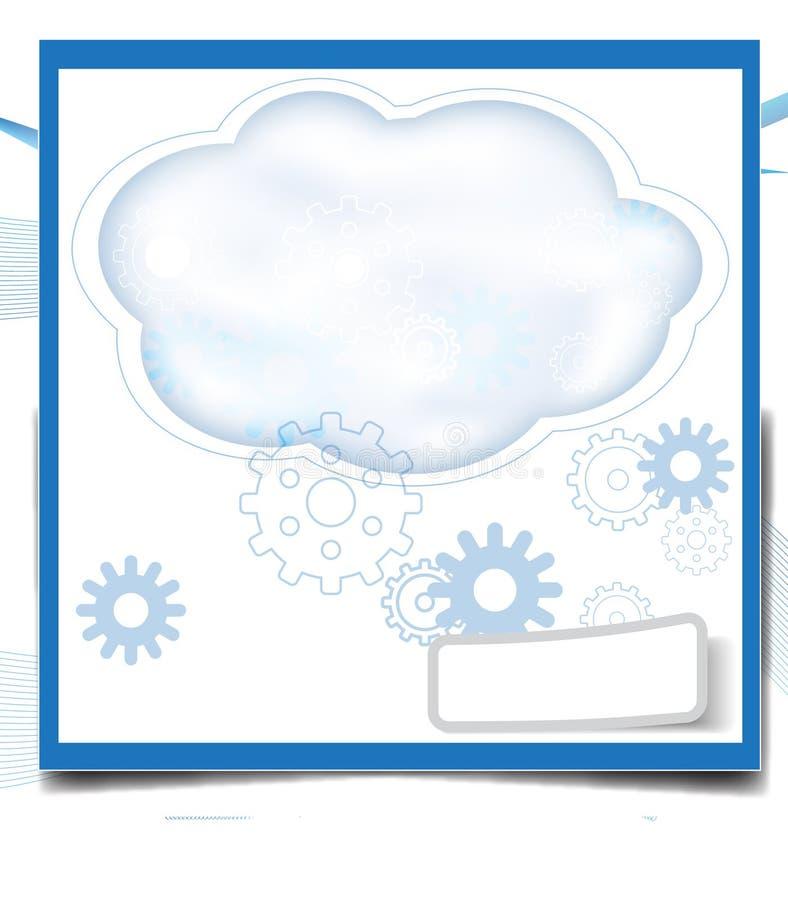 It-informationsblad arkivfoton