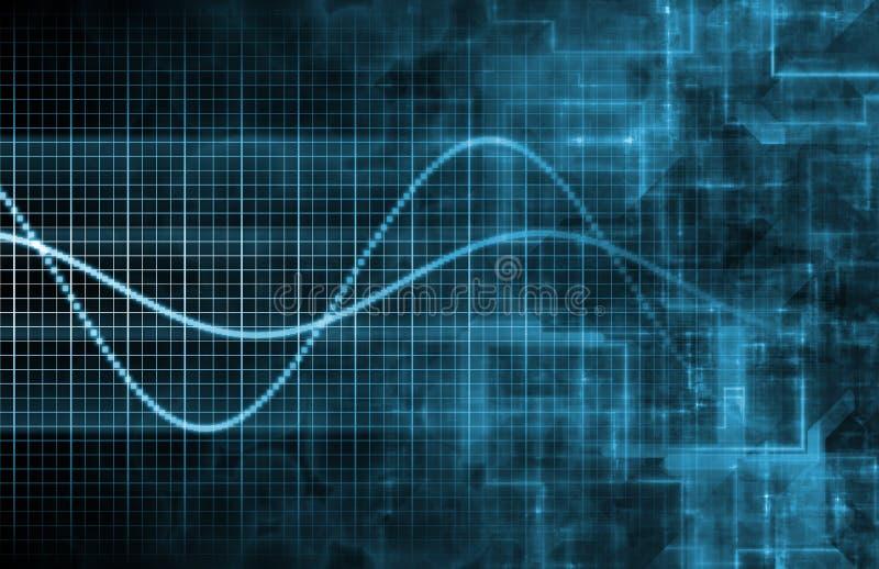 Informationstechnologie stock abbildung