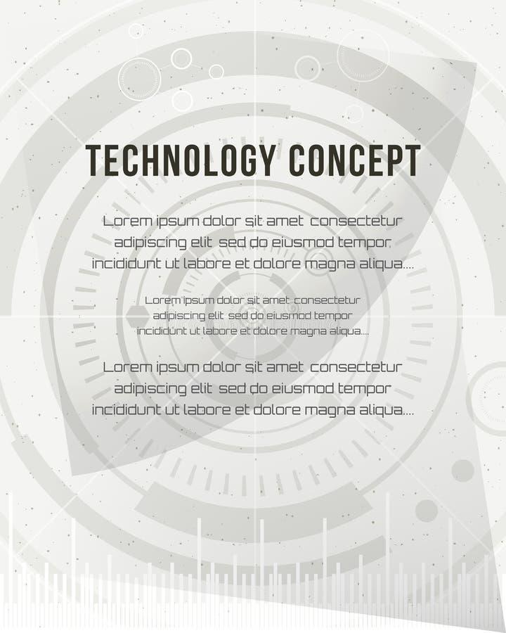 Informe De La Tecnología, Plantilla Del Diseño Del Aviador ...