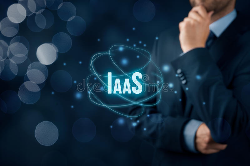 Infrastructure as a Service IaaS stock photos