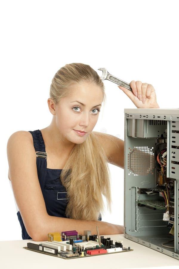 Ingénieur de réparation d'ordinateur