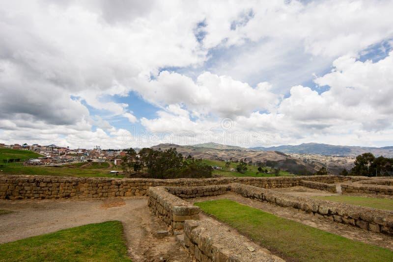 Download Ingapirca, Ekwador zdjęcie stock. Obraz złożonej z archeopteryks - 28957578