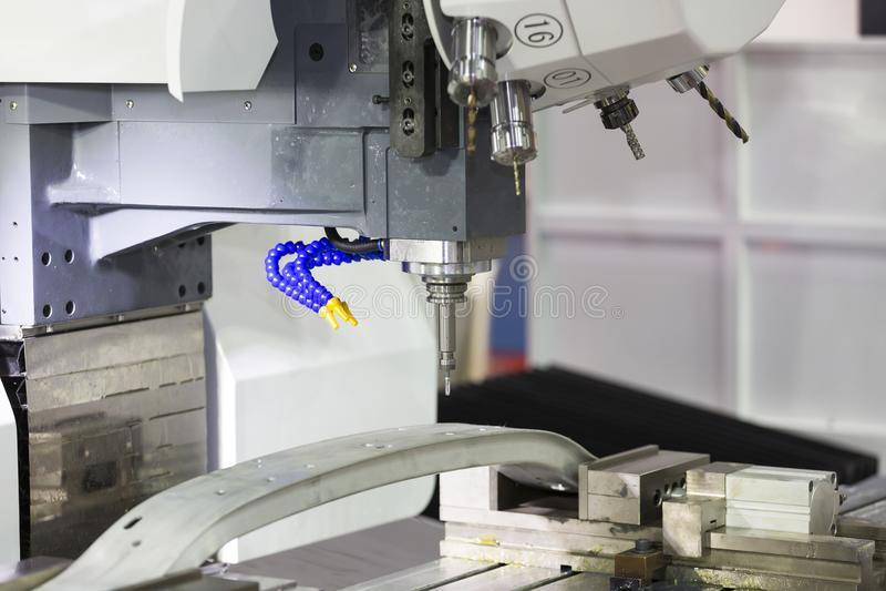 Ingegneria e tecnologia di fabbricazione industriale per il livello fotografia stock libera da diritti