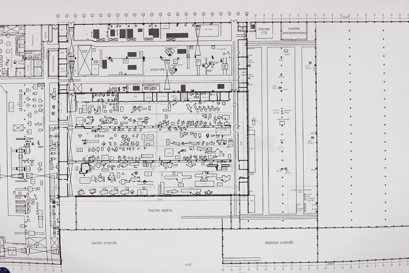 Ingeniero del dibujo del diseñador del concepto foto de archivo