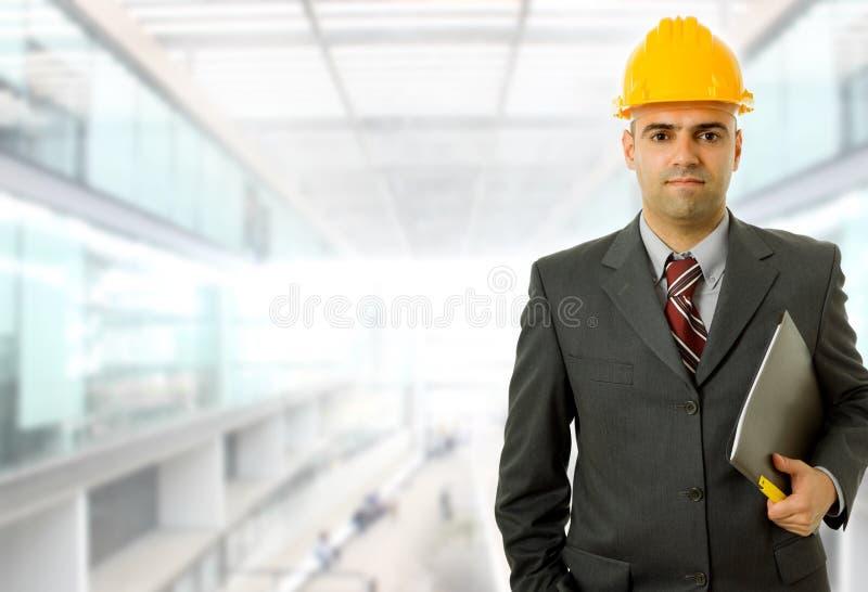 ingenieur stock foto