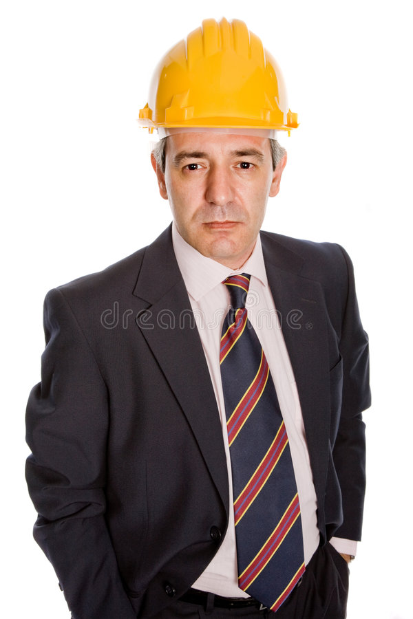 Ingenieur royalty-vrije stock foto