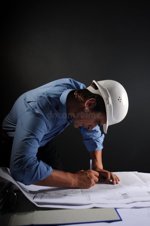 Ingenieur royalty-vrije stock fotografie