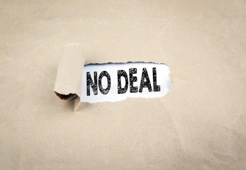 Inget avtalsbegrepp UK och den europeiska unionen royaltyfri fotografi