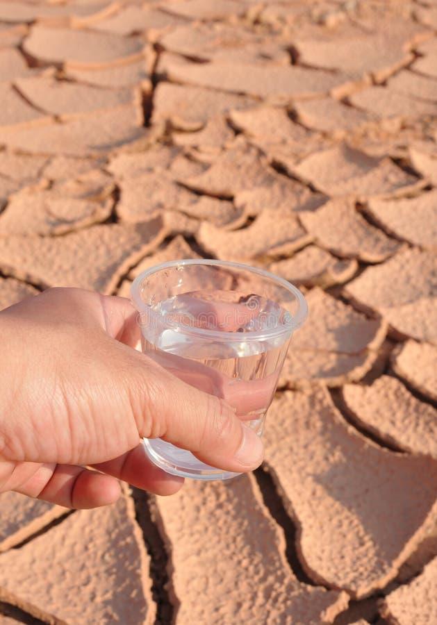 inget vatten fotografering för bildbyråer