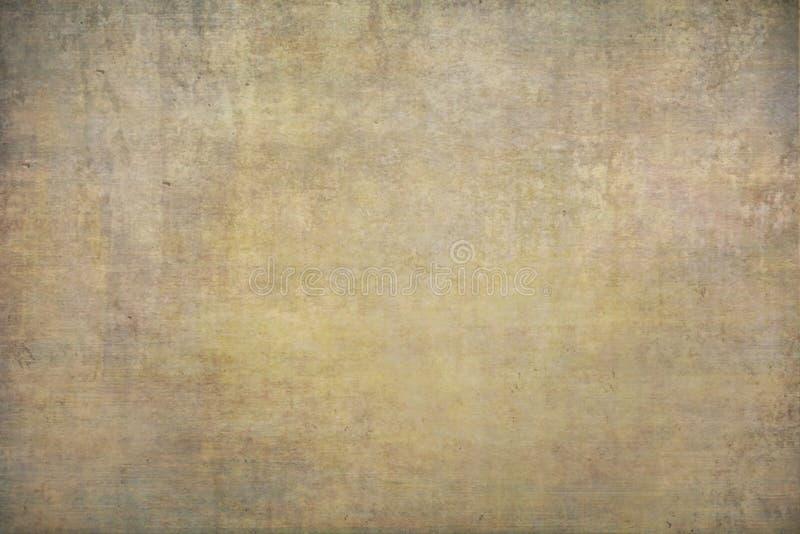 Ingiallisca, tela o contesto della mussola dipinta oro fotografie stock libere da diritti