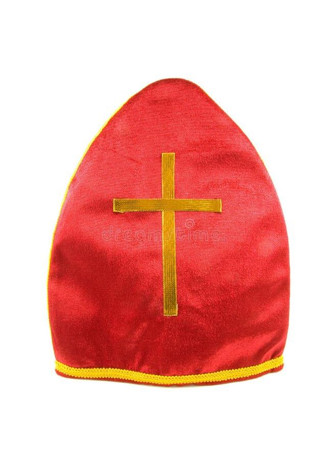 Inglete de Sinterklaas fotografía de archivo