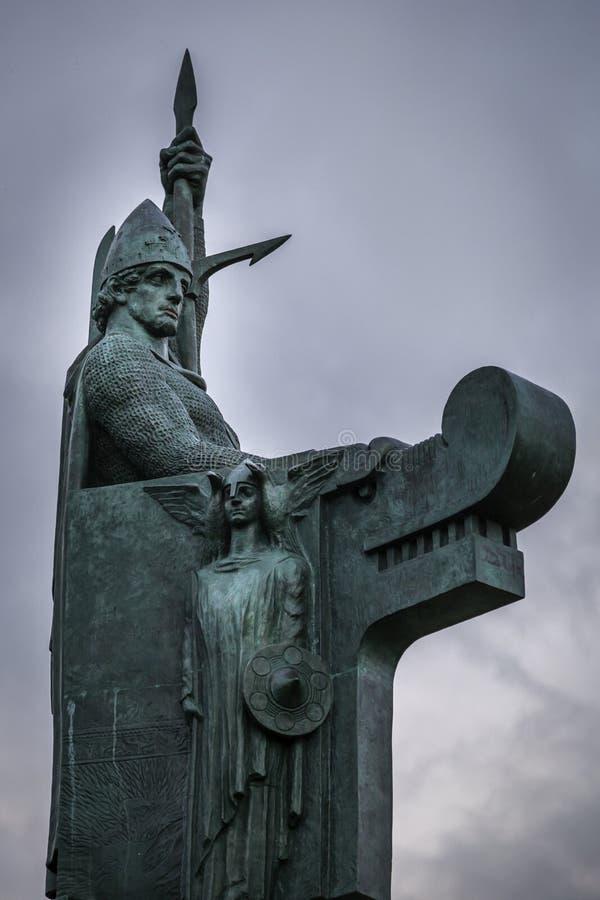 Ingolfur Arnarson royalty-vrije stock afbeeldingen