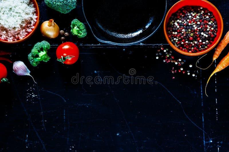 ingrédients image stock