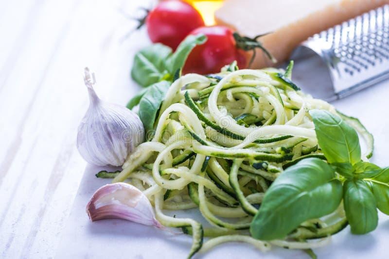 Ingrédients pour la nourriture diététique image libre de droits