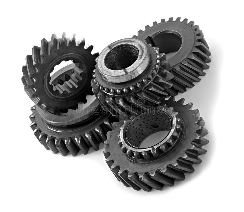 Download Ingranaggio Delle Parti Di Metallo Fotografia Stock - Immagine di parte, ingegneria: 55362140