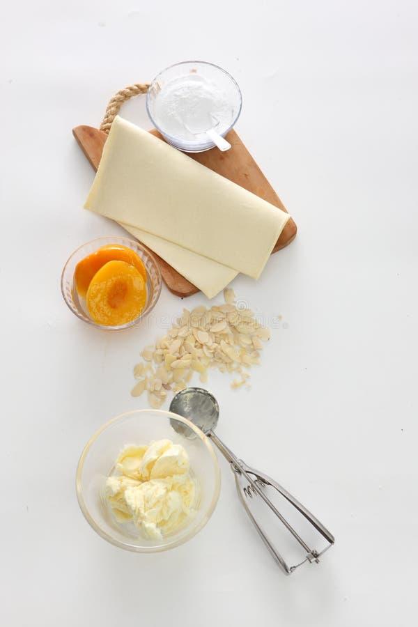 Download Ingredient stock photo. Image of white, margarine, peach - 21225758