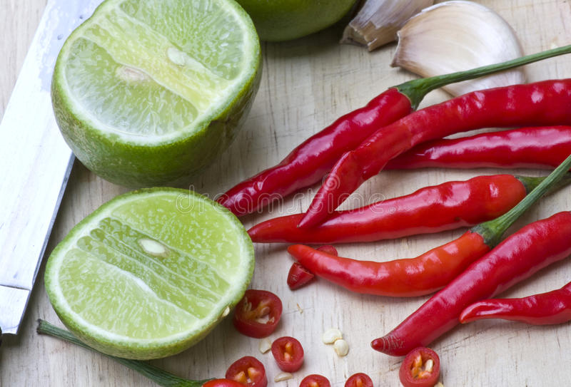 Download Ingredient For Cooking Prepare Stock Image - Image of cayenne, mortar: 17834977