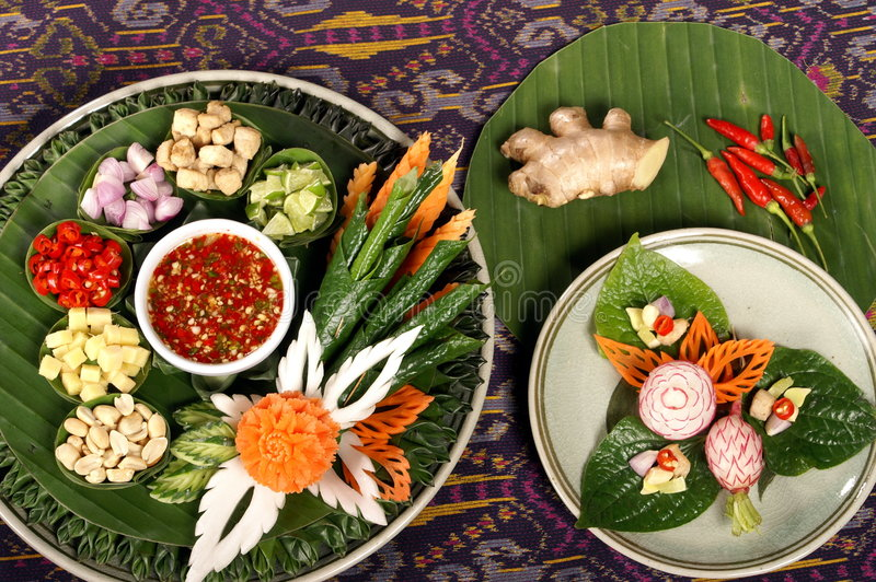 Ingrediente tailandese dell'erba fotografia stock libera da diritti