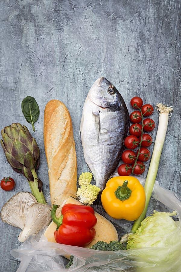 Ingredientes de alimento foto de stock royalty free