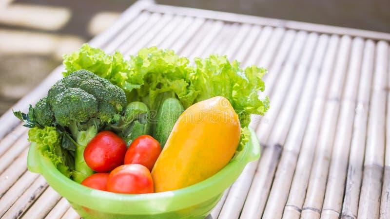 Ingredientes de alimento saudáveis para Tom Yum foto de stock royalty free
